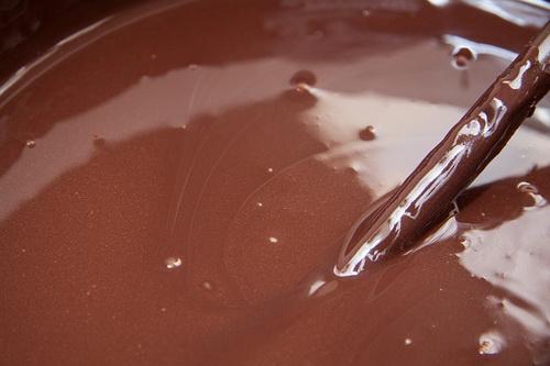 Самый густой шоколад получается из сметаны