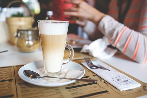 Кофе латте: рецепт в домашних условиях