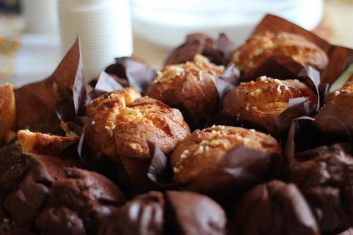 Классический рецепт творожных кексов