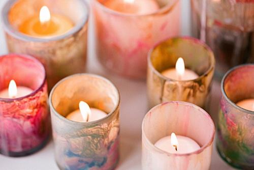 Стопочки под свечи