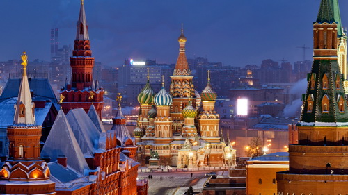 Где встретить Новый год 2016 в Москве