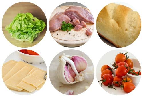 Как приготовить салат Цезарь в домашних условиях фото