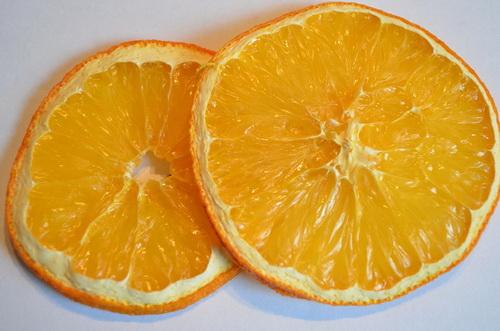 Как сушить апельсины для интерьера в духовке