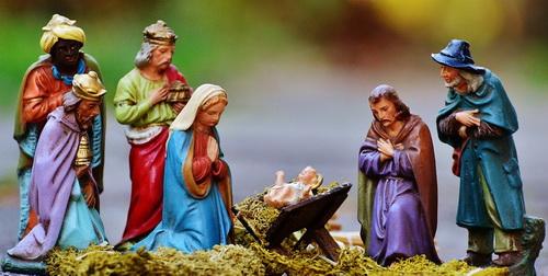 Поделки к Рождеству Христову своими руками вертеп