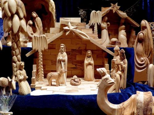 поделки рождество христово своими руками мастер класс