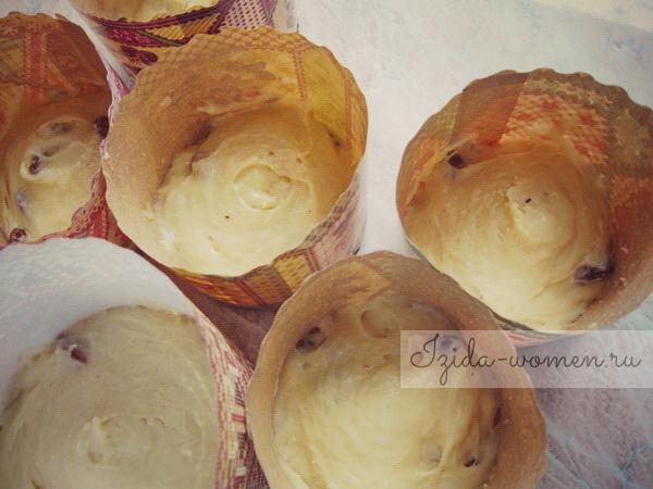 вкусный кулич пасхальный рецепты с фото пошагово