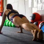 упражнения планка для похудения живота и боков