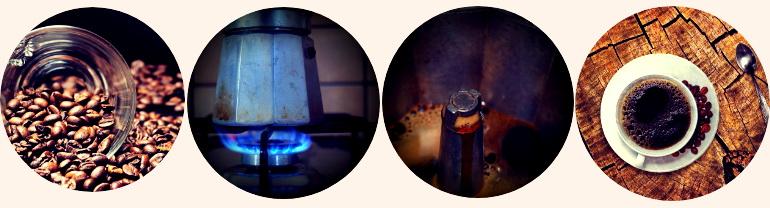 как работает гейзерная кофеварка видео