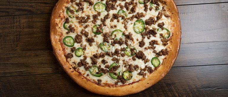 домашняя пицца рецепт приготовления с фото