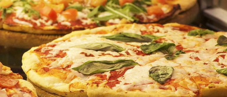 пицца рецепт в домашних условиях в духовке быстро и просто