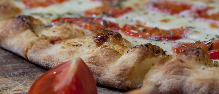 овощной рецепт пиццы