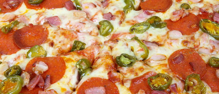 пицца из кабачка с фото пошагово