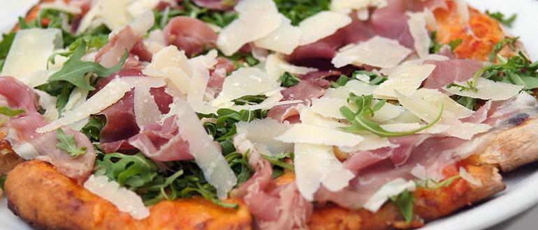 как приготовить пиццу на сковороде за 10 минут