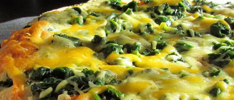 пицца на батоне вариант 2