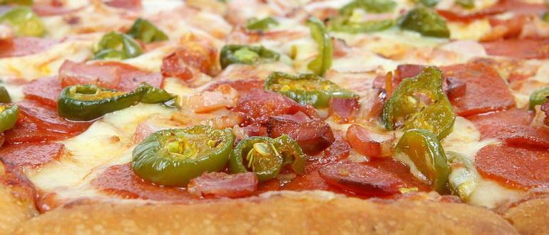рецепт теста для пиццы без дрожжей в домашних условиях