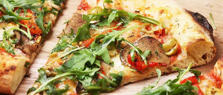 как сделать тесто для пиццы без дрожжей в домашних условиях