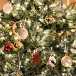 шикарная новогодняя елка